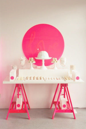 Perfect Pins - Pretty Party Table