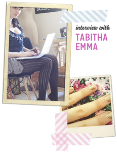 Homely Creatures interviews Tabitha Emma