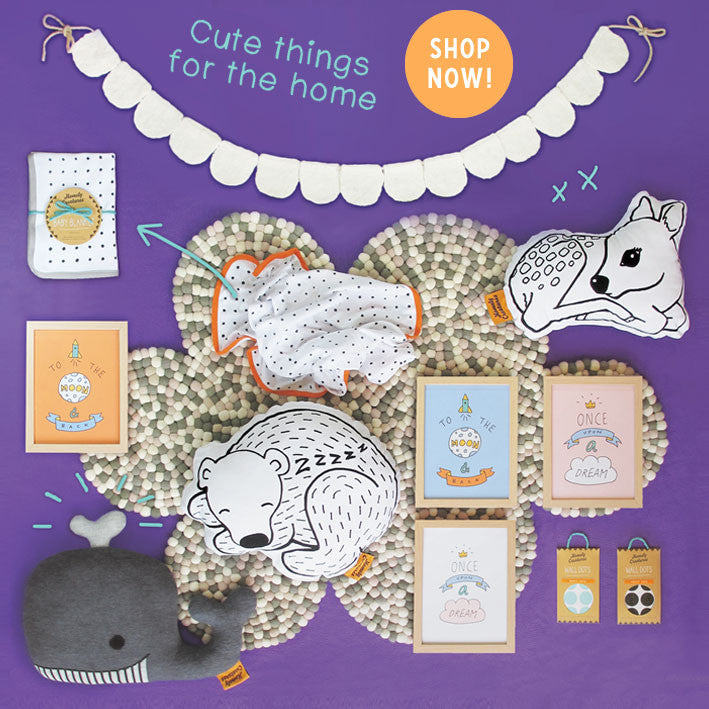 Homely Creatures Range