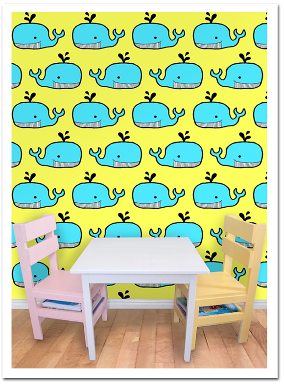 Homely_Creatures_Whale_wallpaper