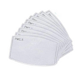 Carbon Filters Packs - 5 Pack