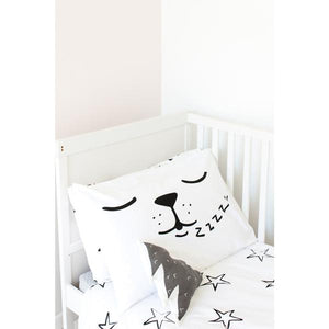 Dog Pillowcase | Modern Kids Bedding