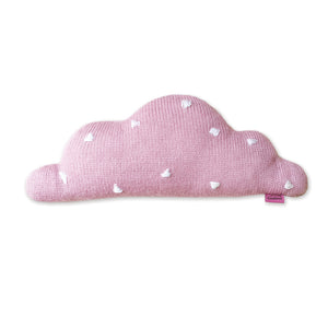 Knitted Cloud Cushions
