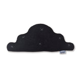 Black Cloud Cushion | Knitted Cloud Cushion