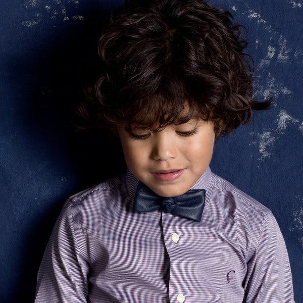 SALE -Boys Knot Bow tie
