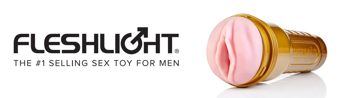 Fleshlight The #1 Selling Sex Toy for Men