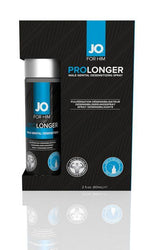 System JO Prolonger Delay Spray for Men 2oz.