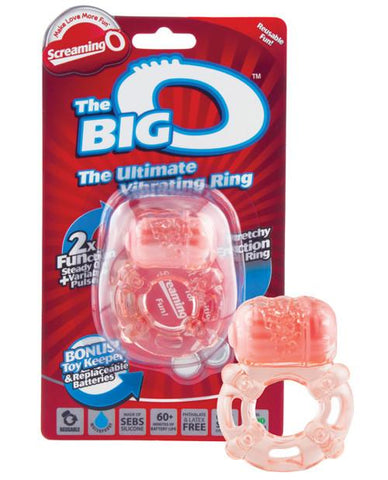 The Big O Multispeed Vibrating Ring - Package