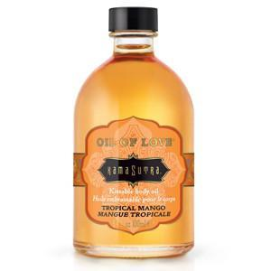 Kama Sutra Oil of Love Tropical Mango