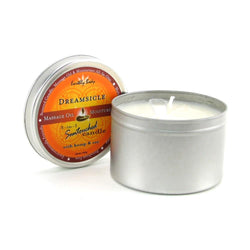 Dreamsicle Suntouched Massage Oil Candle