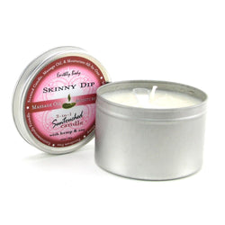 Skinny Dip Suntouched Massage Oil Candle