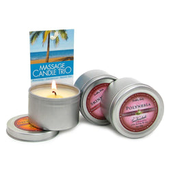 3-in-1 Suntouched Candle Trio Gift Bag