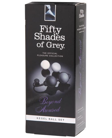Fifty Shades of Grey Beyond Aroused Kegel Balls Box