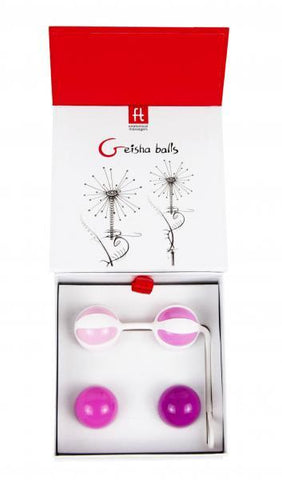 Fun Toys Geisha Balls in Box