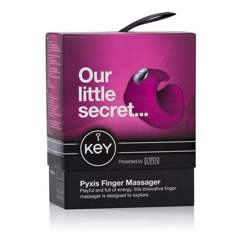 Jopen Key Pyxis Finger Massager Box