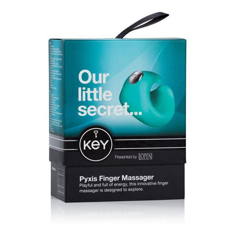 Jopen Key Pyxis Finger Massager