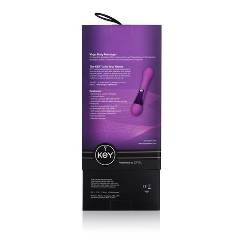 Jopen Key Virgo Waterproof Vibrator