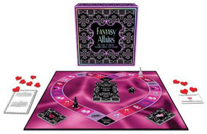 Fantasy Affairs Couples Game