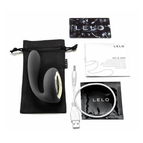 LELO Tara - Black with Manual and USB Plug