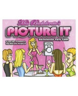 Miss Bachelorette's Picture It Party Game