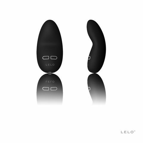 Lelo Lily in Black - Front and Side