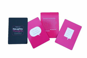 Naughty Thoughts Card Game