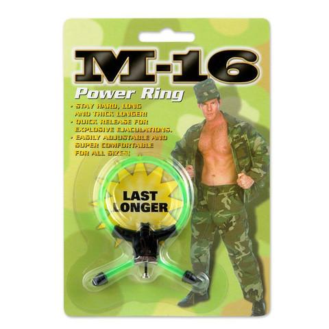 M-16 Power Cock Ring 3