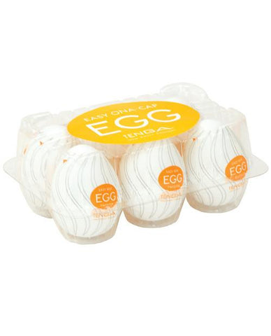 TENGA Egg - Twister Pack of 6