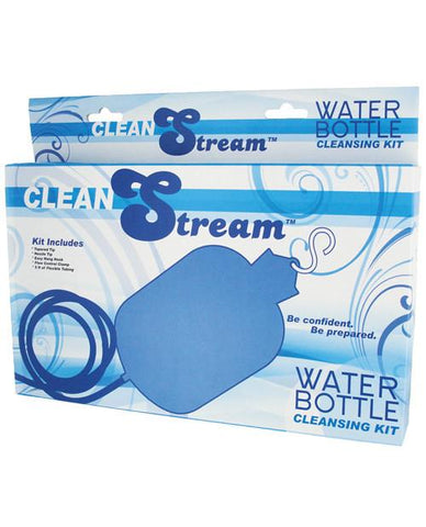 Clean Stream Water Bottle Cleansing Kit