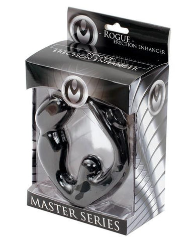 Master Series Rogue Vibrating Erection Enhancer Anal Stimulator Box