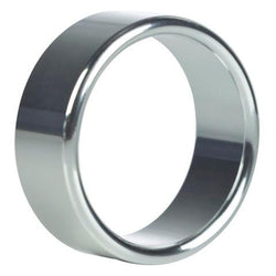 Large Alloy Metallic Cock Ring 3