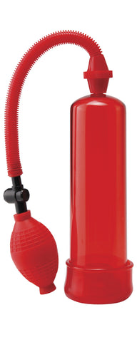 Pump Word Beginner's Power Pump - Red