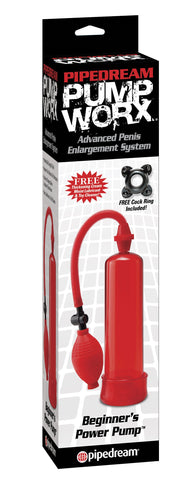 Pump Word Beginner's Power Pump - Red Box