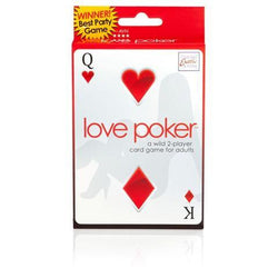 Couple's Love Poker Game_Front Package