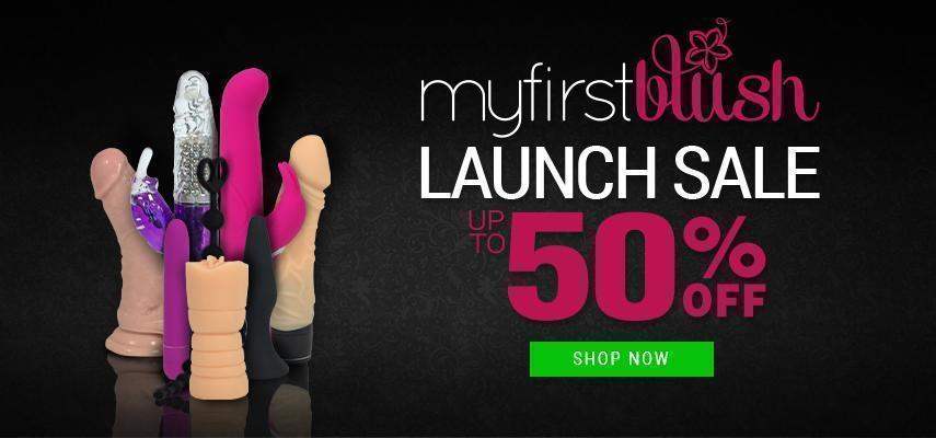 My First Blush Launch Sale - Up To 50% Off - Shop Now!