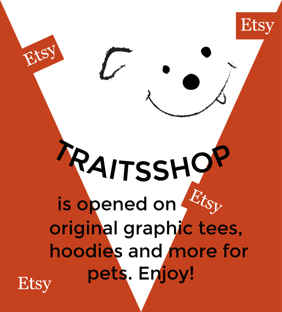 TRAITSSHOP is on Etsy. Yeah!
