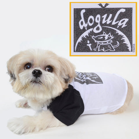 TRAITS Dracula-Inspired, Perfect Halloween Dog Shirt
