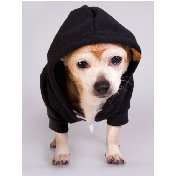 EAT. SLEEP. POOP. REPEAT... - Dog's Fleece Zip Hoodie