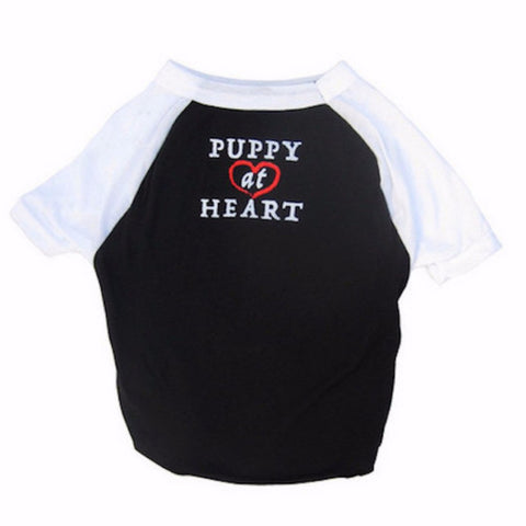PUPPY AT HEART - Dog's T-shirt