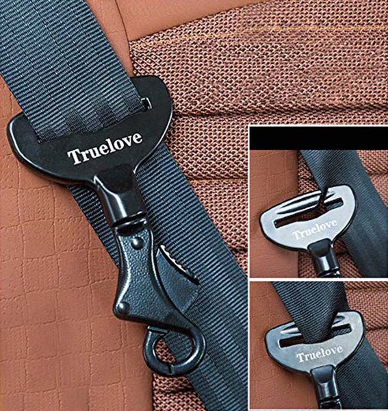 Dog Seat Belt Attachment - Universal Fit, Portable for Medium to Large Dog