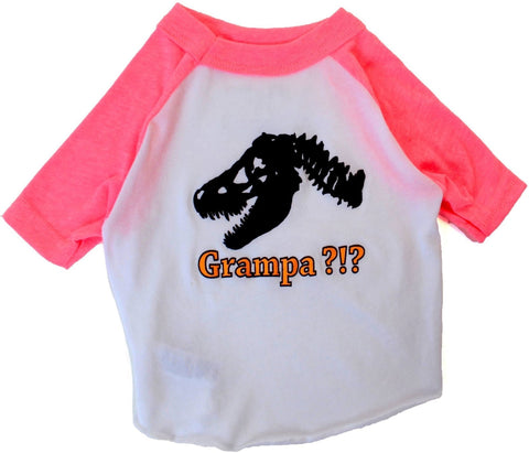Perfect for your little T. Rex all year round. Soft, superior quality Dog's T-shirt with cute graphic art is made to fit your dog's body comfortably. Bright, fun and adorable.