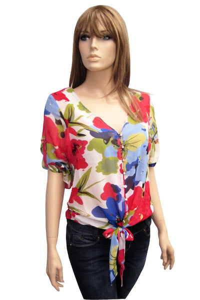 Floral Top in Three Colors