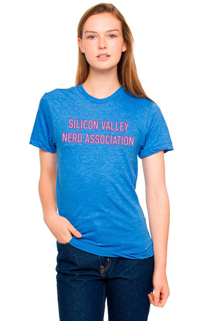 SILICON VALLEY NERD ASSOCIATION - Unisex T-shirt