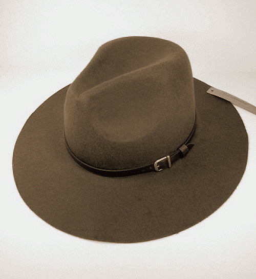 Panama Style Hat in Two Colors