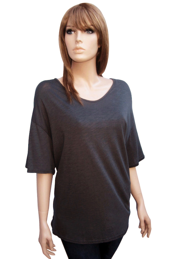 V-neck Top in Two Colors