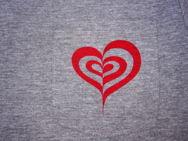 Heart to Heart - T-shirt in Two Colors