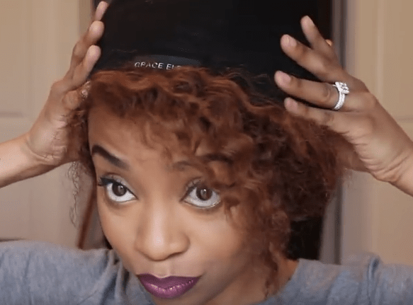 How I Prep My Hair for Bed! by YouTube star MsVaughnTV