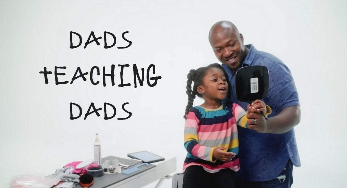 Dads Teaching Dads - Olu & Kemi