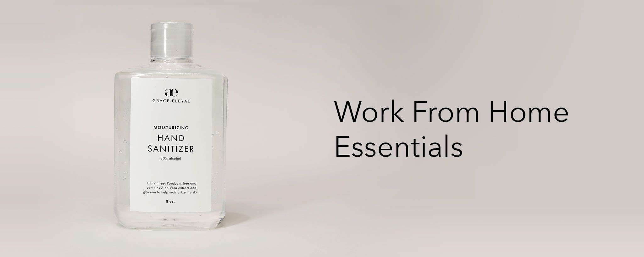 Grace Eleyae Work from home essentials collection