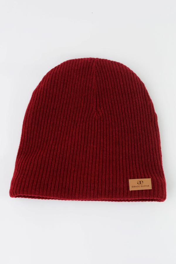 Wine Red Warm Slap